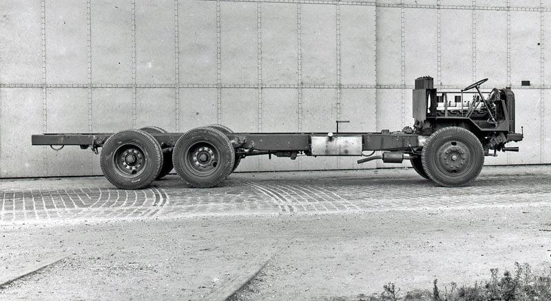 Bernard-chassis