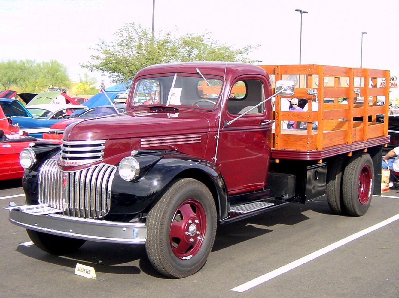 Chevrolet-1941-1947