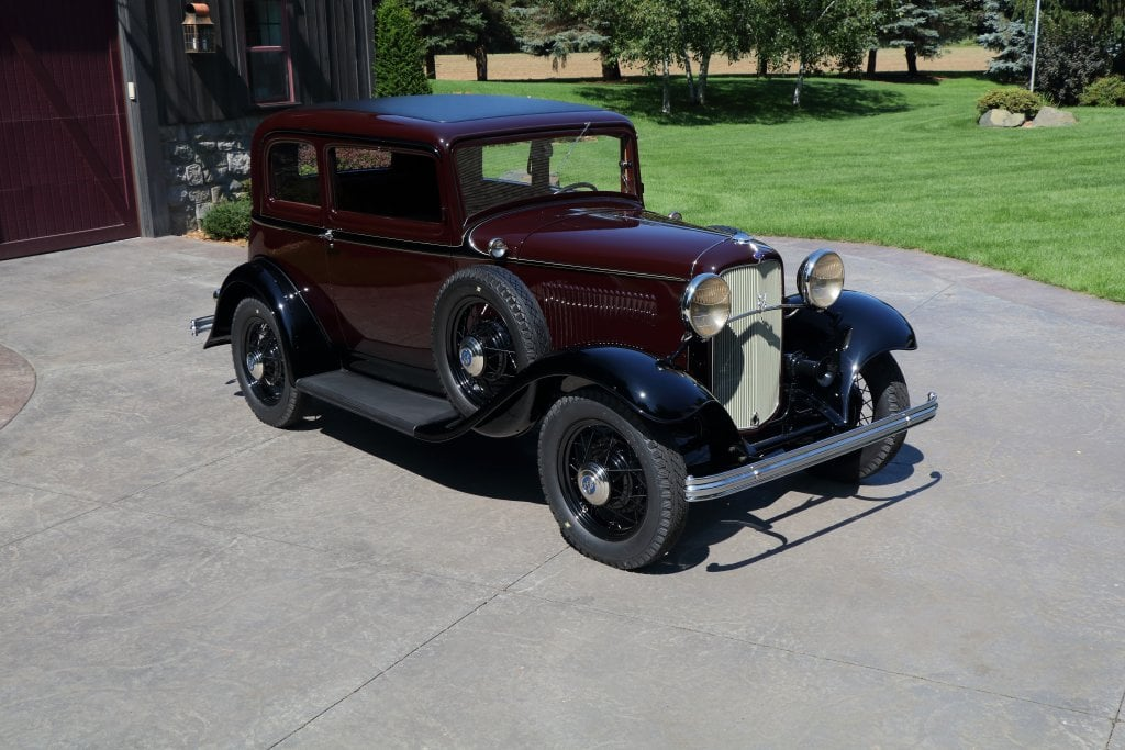 Ford-Victoria--1932