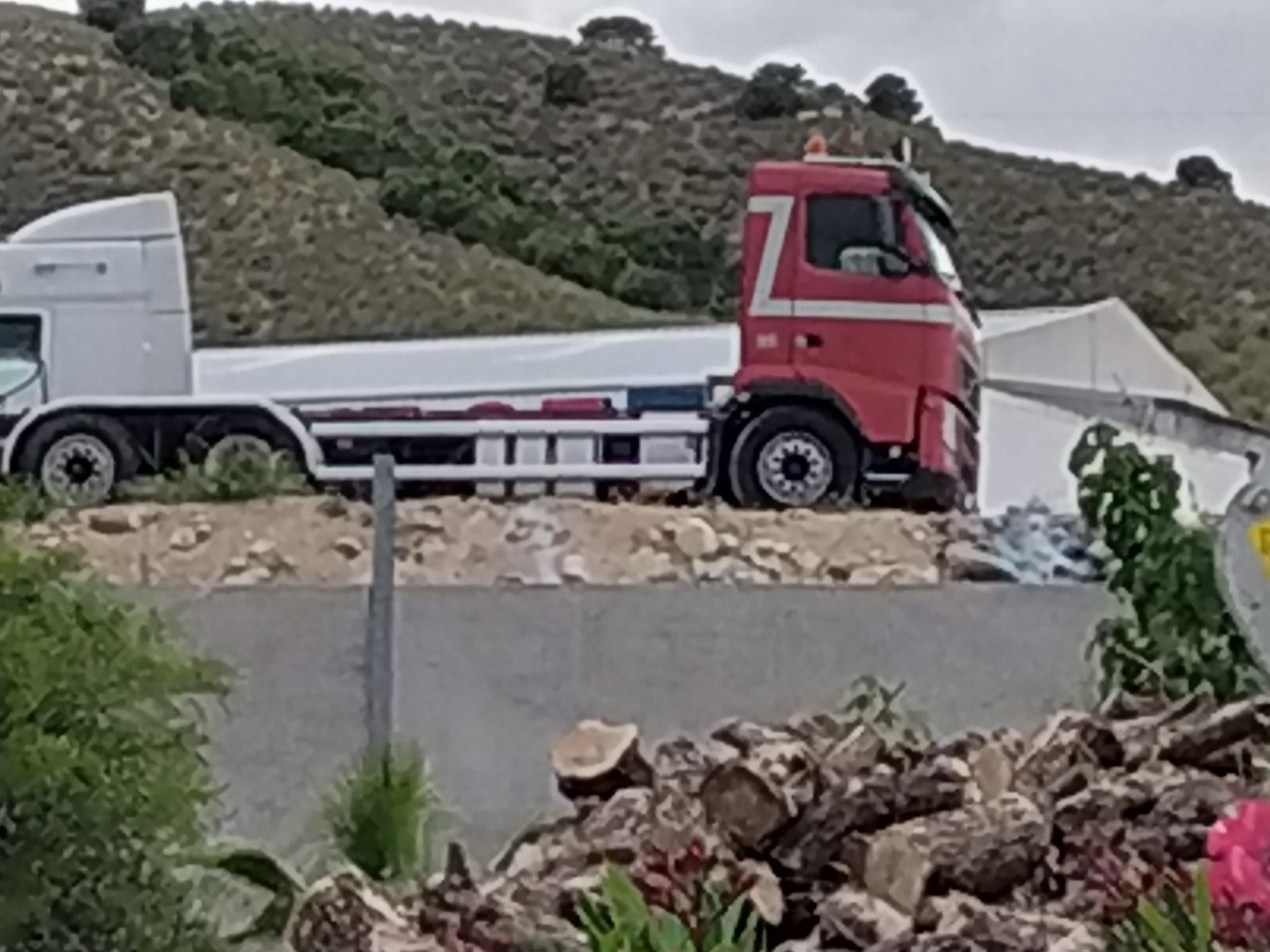 Auto-85-ex-walkro-in-Totana-Spanje