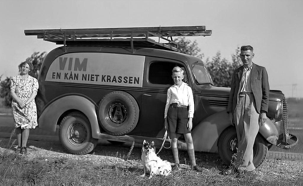 Ford-bestelwagen