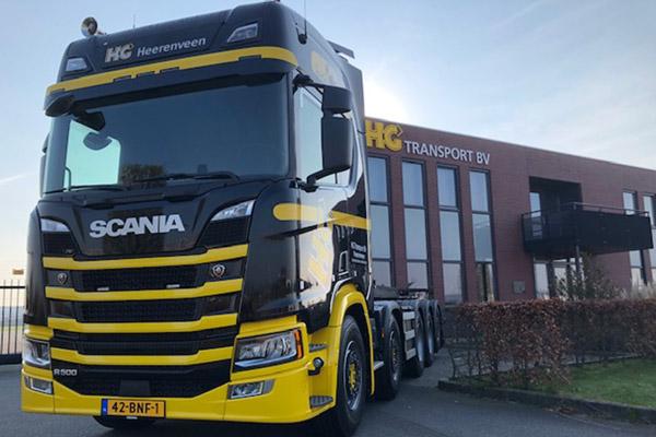 Scania-zeecontainer-iso-transport