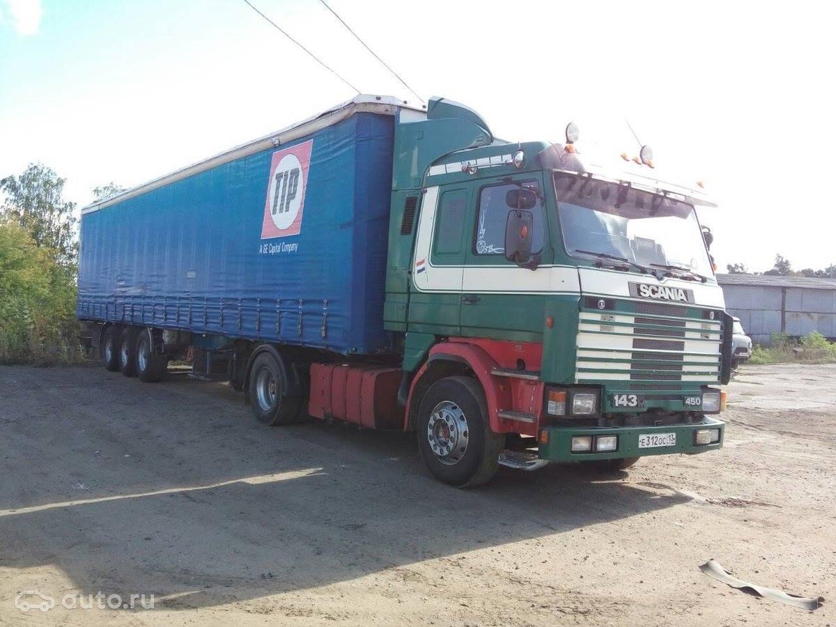 Scania--143-in-Rusland-(1)