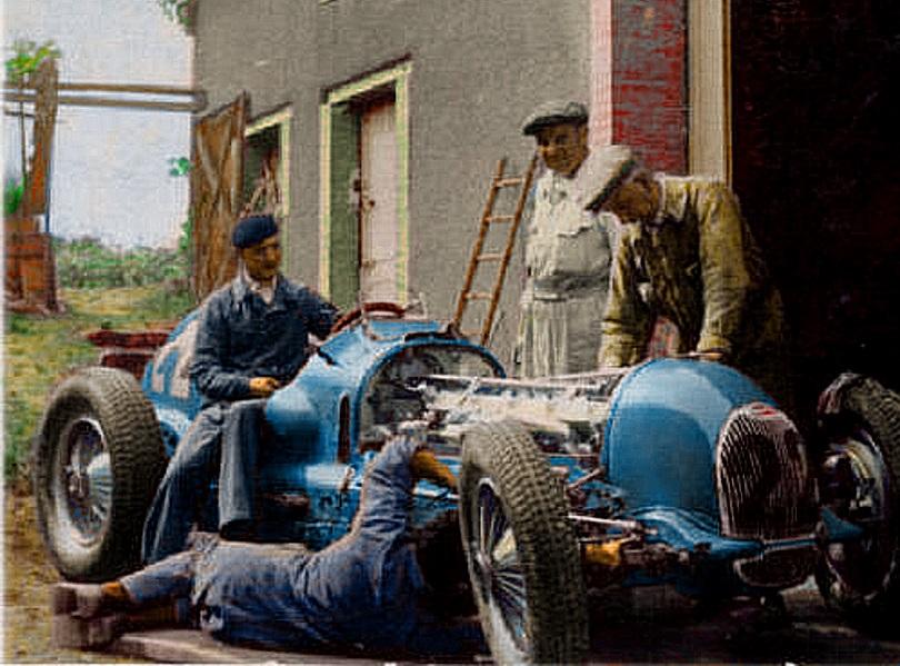 1938-GP-Francji--Reims-Gueux--Bugatti-T59-50B