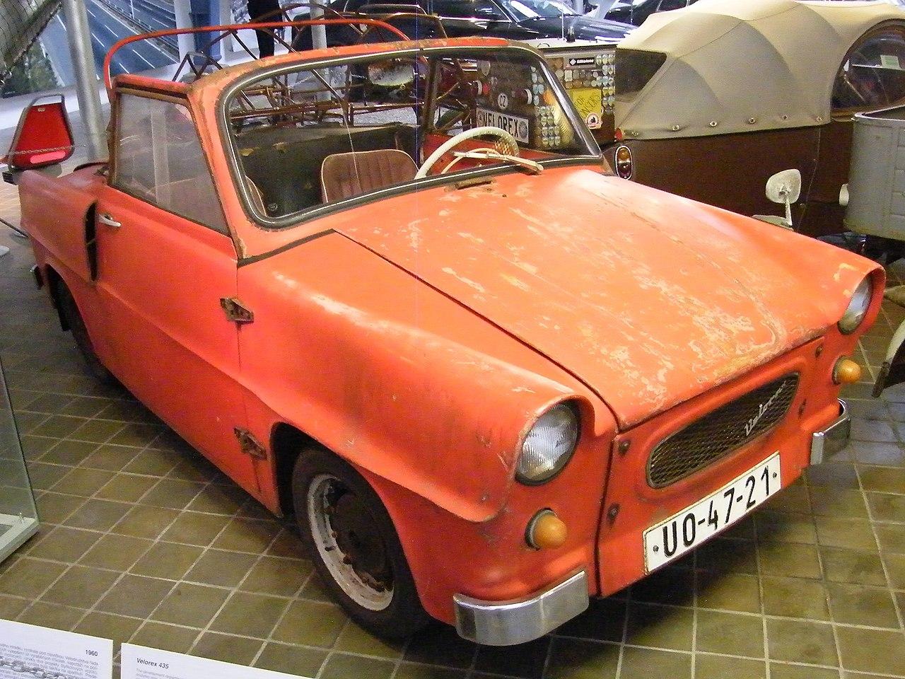 1960-Velorex-Proto-type