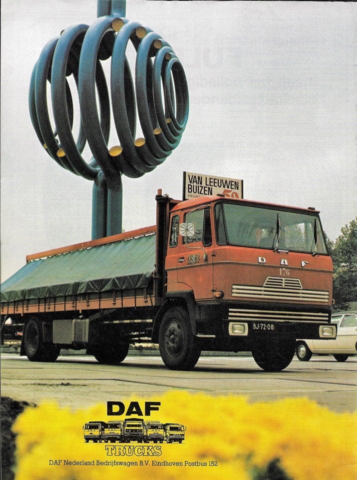 DAF-Reclame