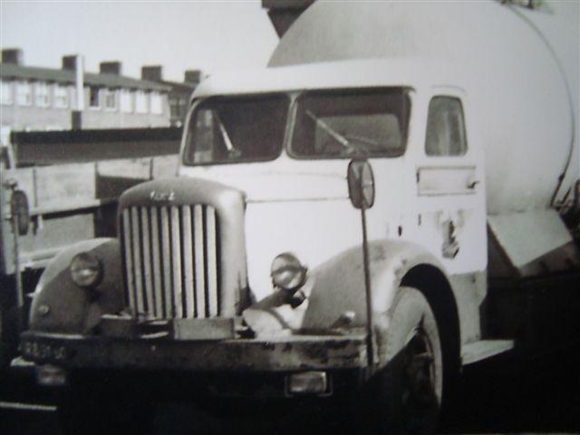 Mack-tank-wagen