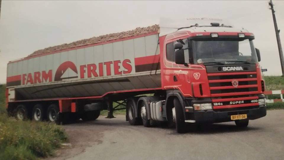 Scania-124G