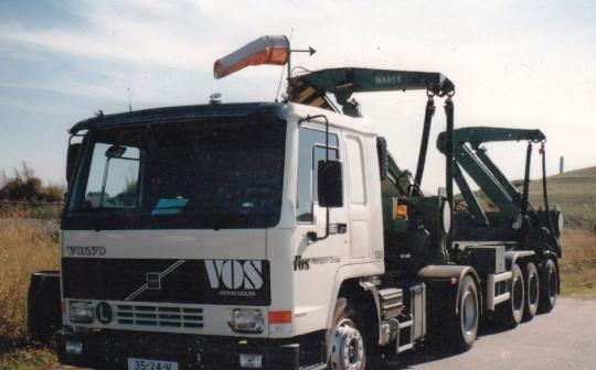 Volvo-met-zelf-losser