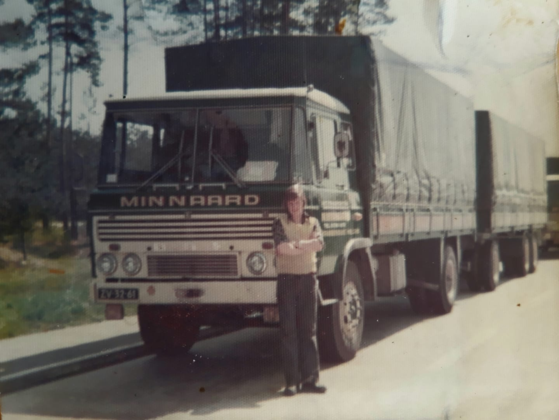 Daf-2600--Huib-De-Leeuw---Is-ondertussen-weer-al-enige-tijd-geleden-1973