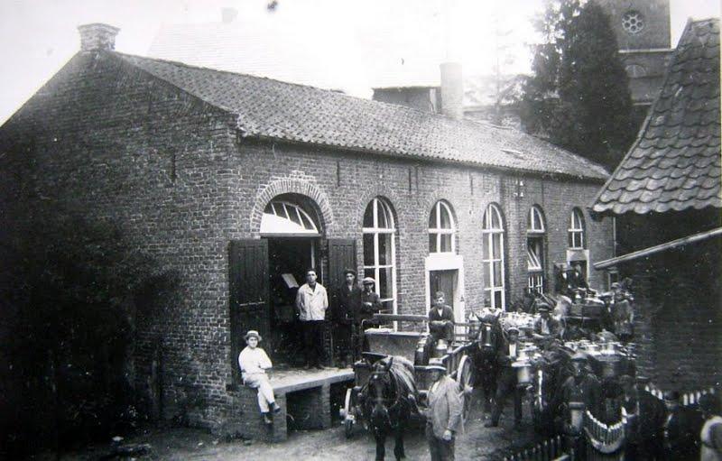 1940-melkfabriek-in-Wiegelrade-Spaubeek-