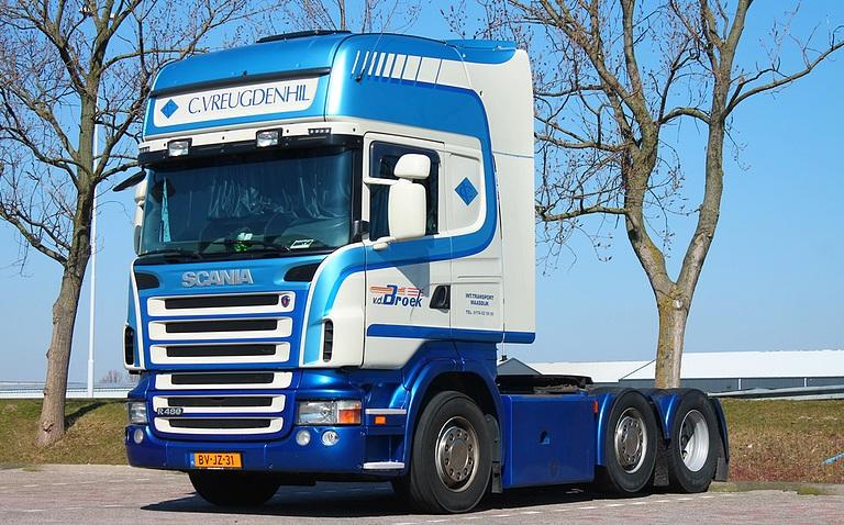 Scania-Charter