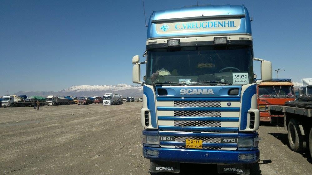 Scania-in-Irak