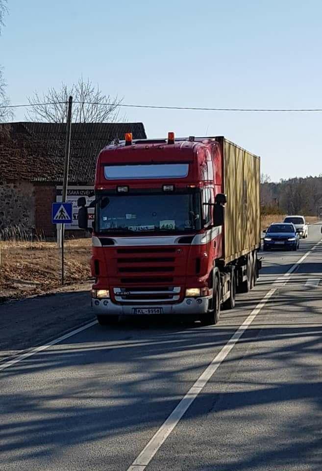 Scania-in-Letland
