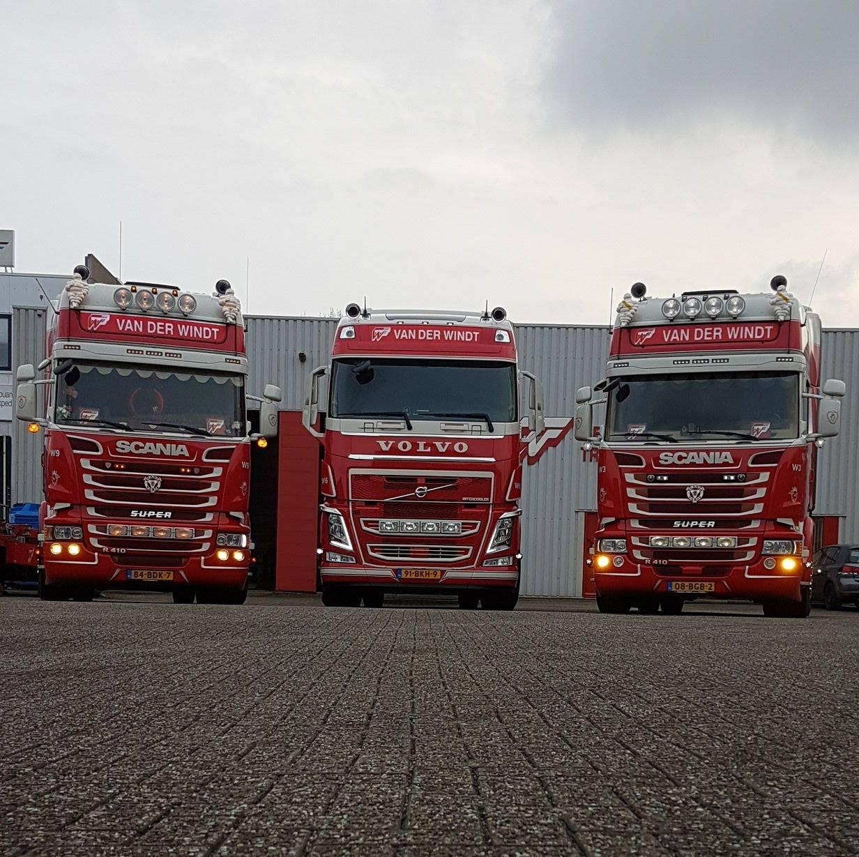 Scania-Volvo-Scania