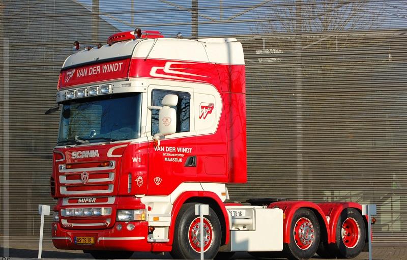 Scania-W1
