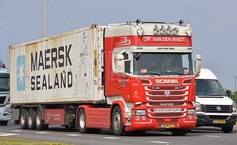 Scania-W12