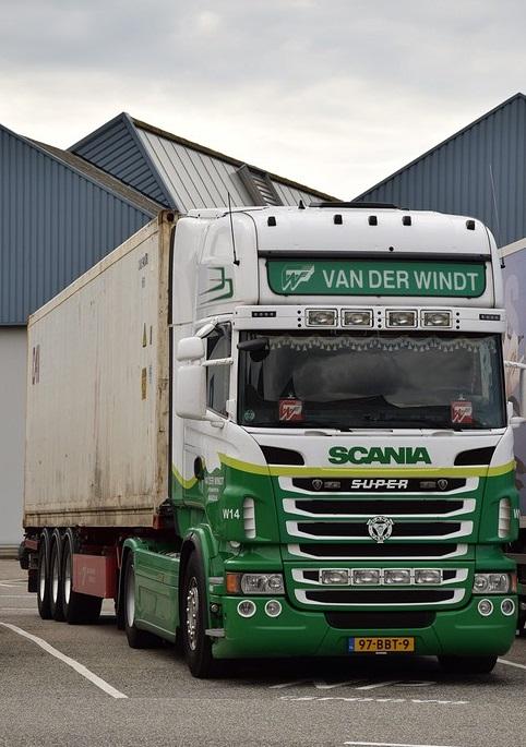 Scania-W14
