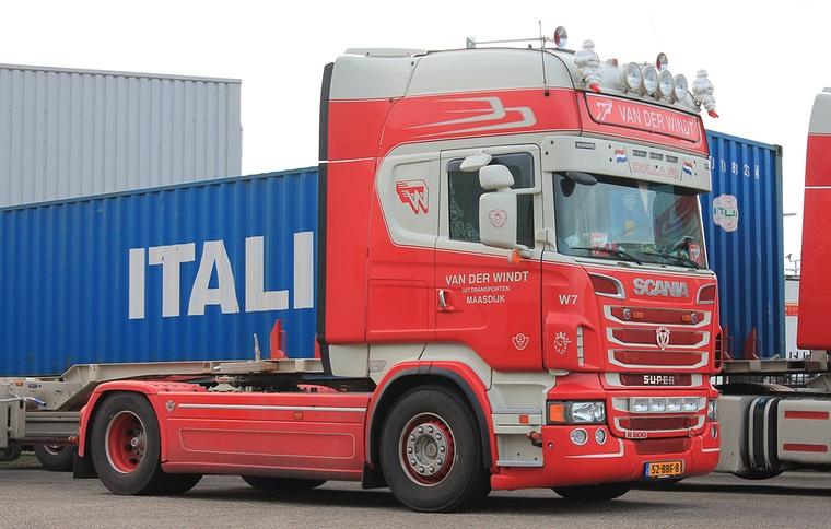 Scania-W7