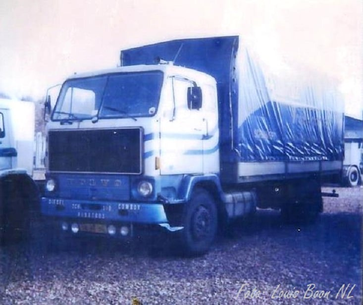 Volvo-Wiel-Gabriel--1983-export-Griekenland-Louis-Boon-foto
