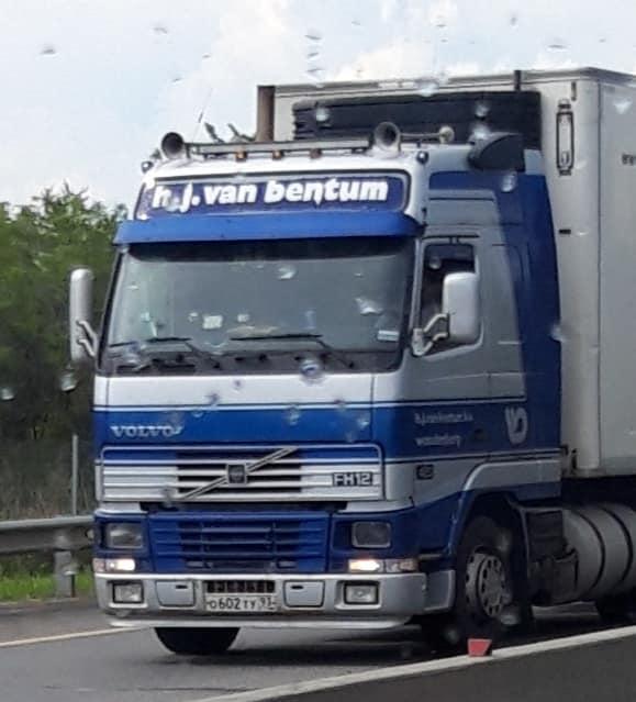 Volvo-FH-12-in-Rusland-Geert-de-Veth-foto