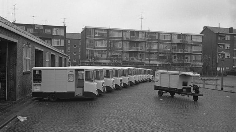 Rotterdamse-Melkinrichting