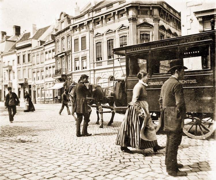 Tram-in-Maastricht