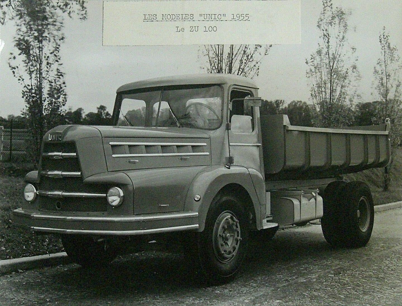 UNIC-1955-Le-ZU-100