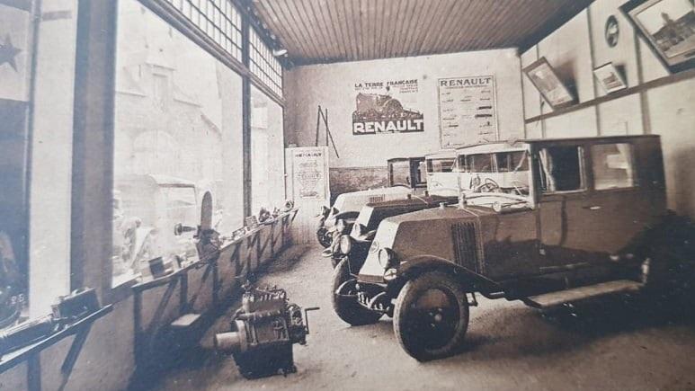 Renault--Garage-Huitric--Morlaix-1920