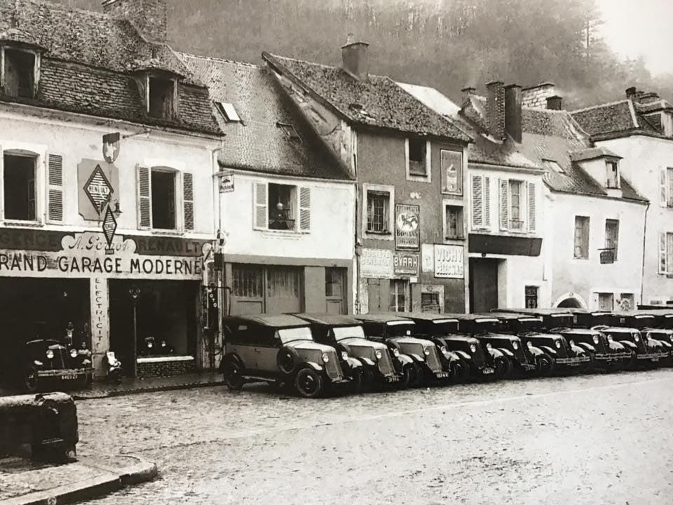 Renault--Garage-Perrot--Tonnerre--Yonne-1930