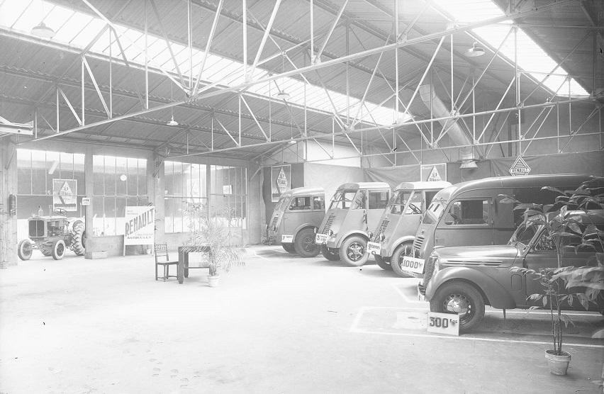 Renault-Dealer-Renault-Lyon-1946