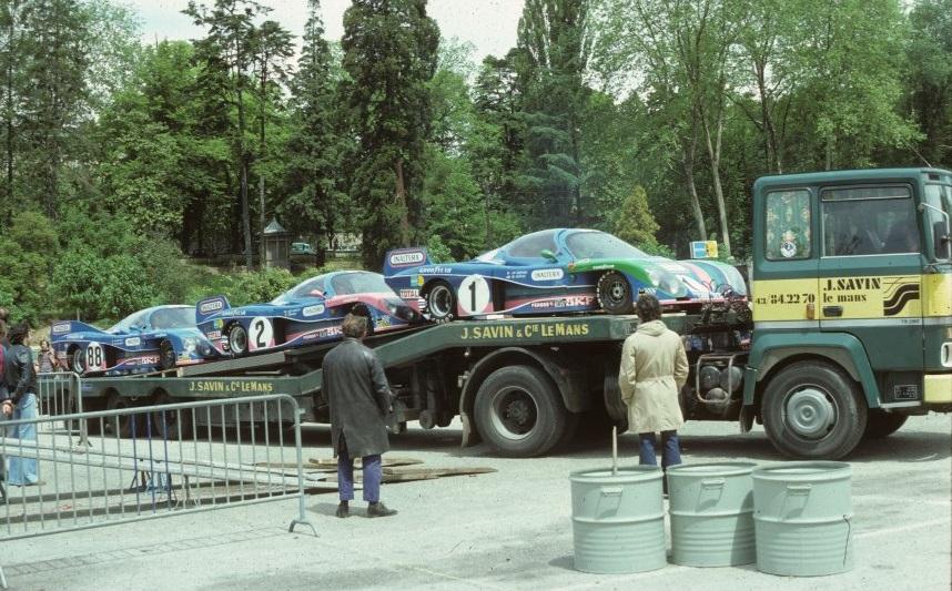 Saviem-24-heures-Le-Mans-1977