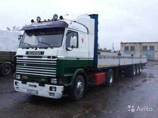 Scania-Rusland