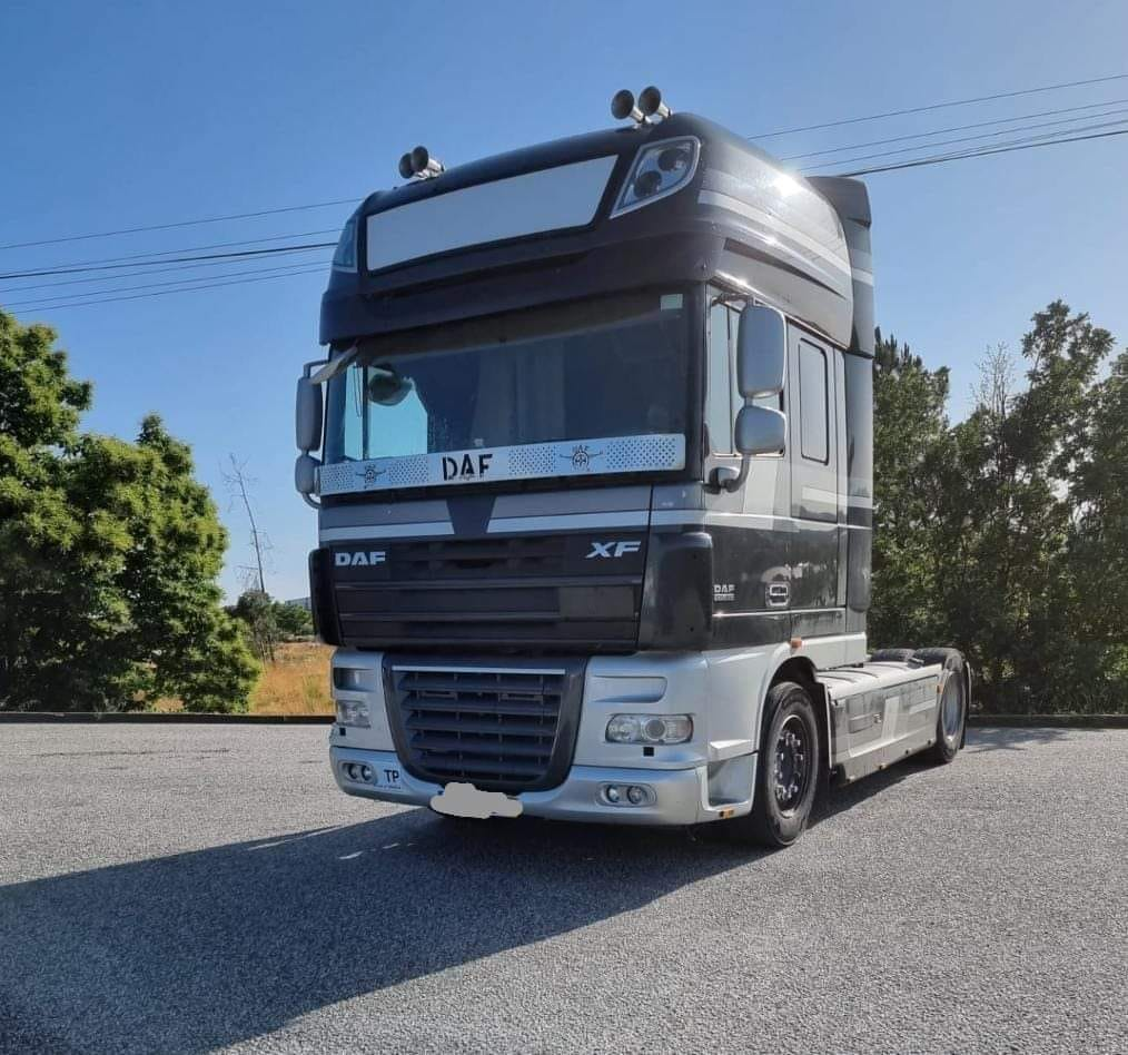 Daf-XF-in-Mongolie