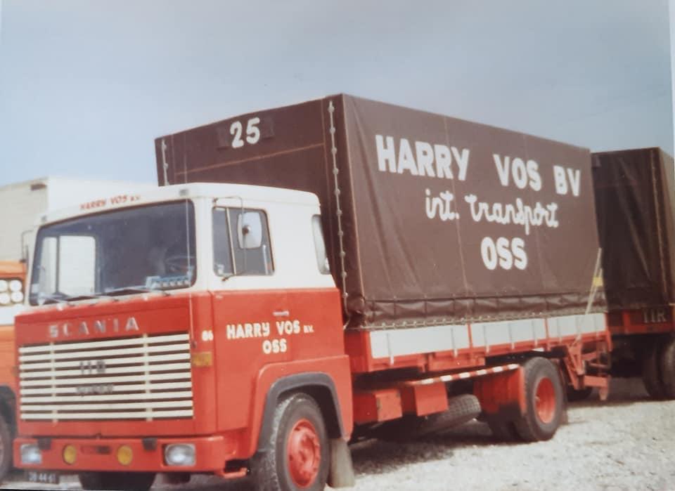 Scania-Motorwagen