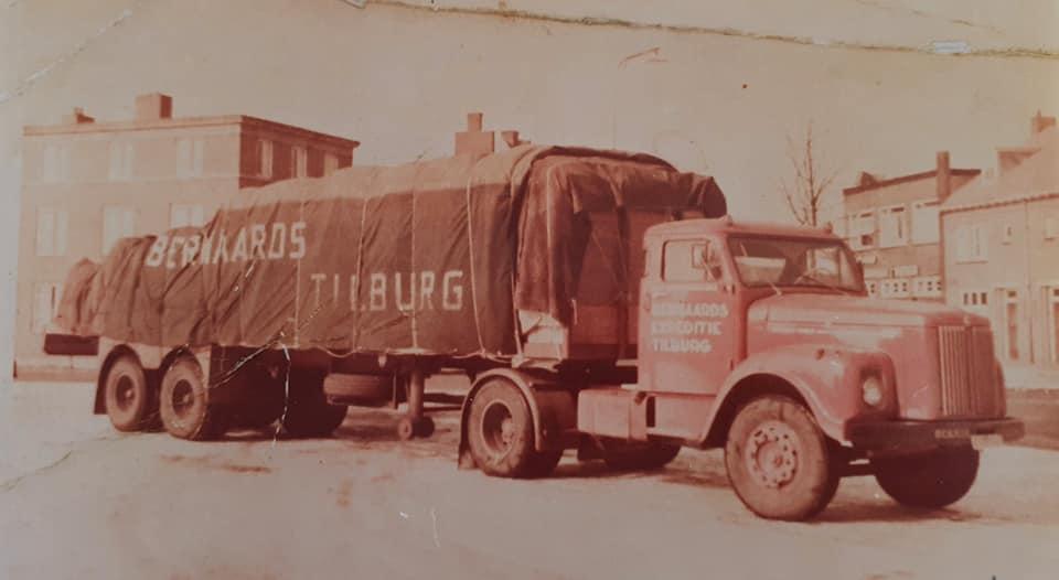Scania-Vabis-Daf-Trailer