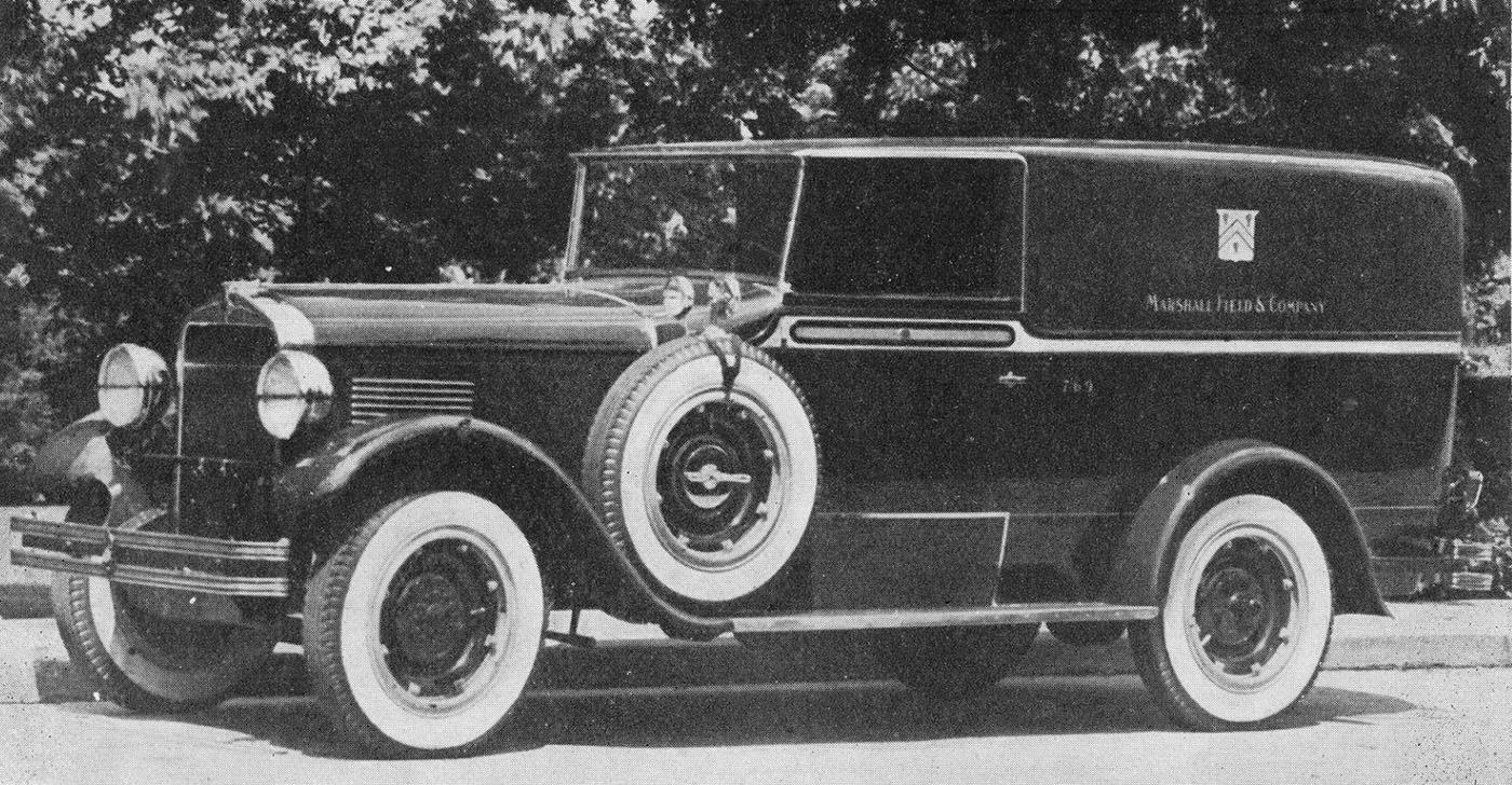 électrique-Walker-Vehicle-Company-1929