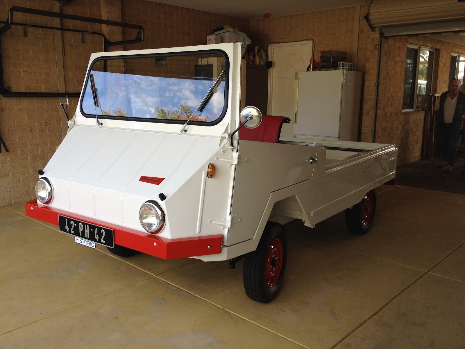 Farmobile-Heinkel-700