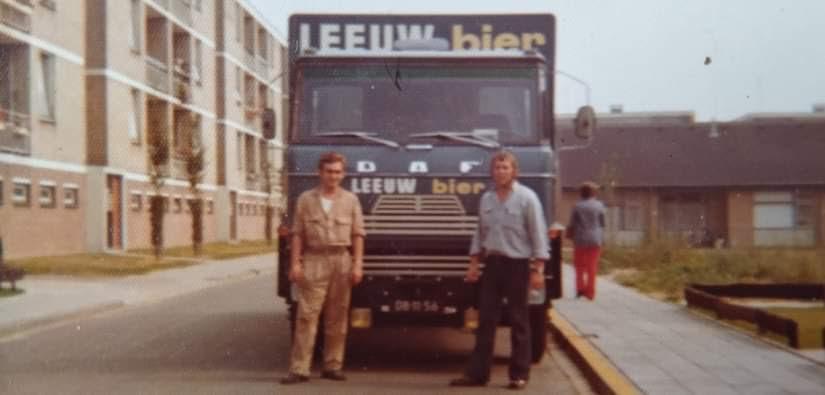 Daf-in-Valkenburg-links-Frans-Gerards--RIP-1997-archief-Basil-van-Voorden-schoonzoon