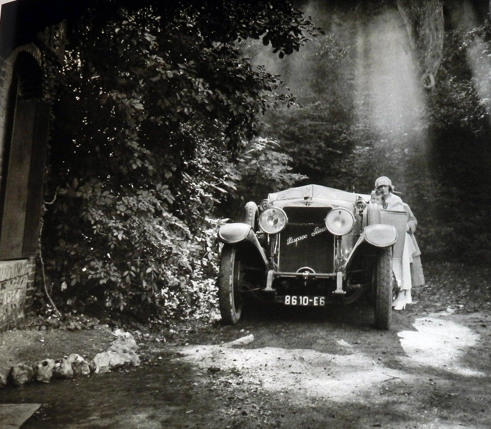 Hispano-Suiza-32-PK-Labourdette-1921-van-Papa-Lartigue-vader-van-de-fotograaf