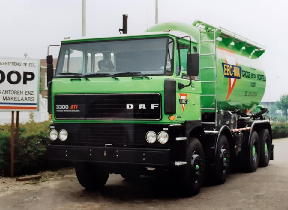 Daf-3300-8X4-E-B-C