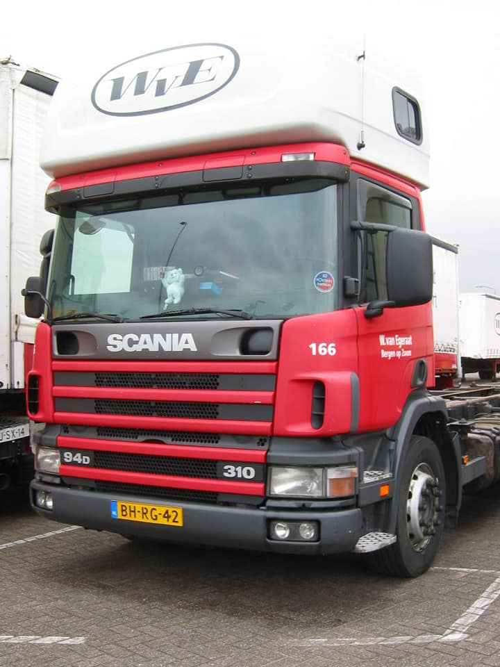 Scania-166