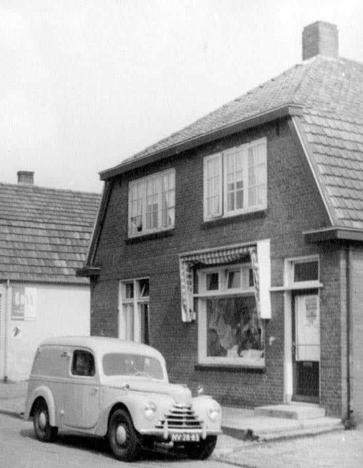 Rheden-Groenestraat-Henk-Jansen-archief