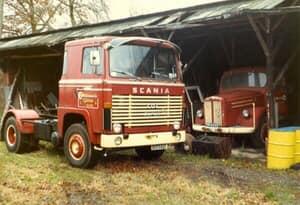 Scania-onderafdak-met-altijd-een-tobbe-onde-voor-de-olie-opvang
