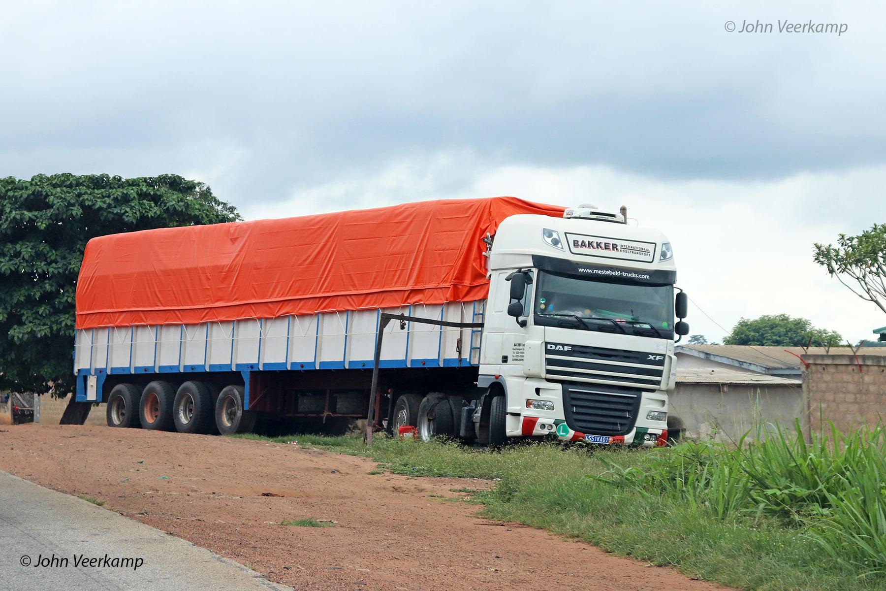 omgebouwde-Daf-tot-trekker-Ivoorkust