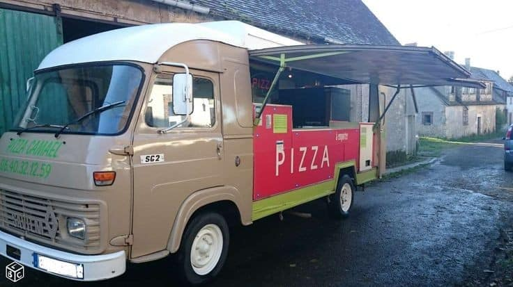 Saviem-Pizza