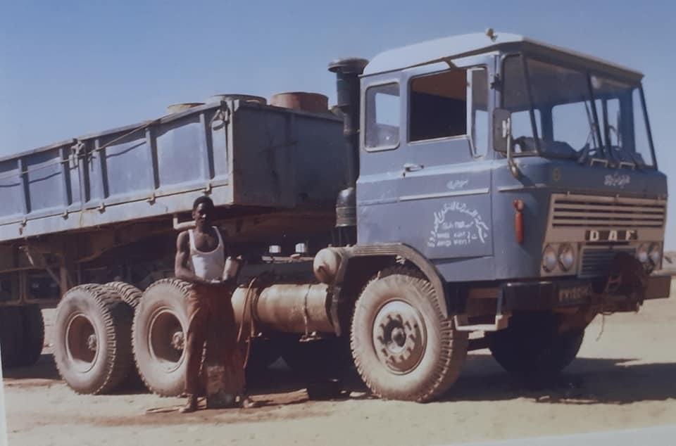 Daf-2600-6X4-Iran