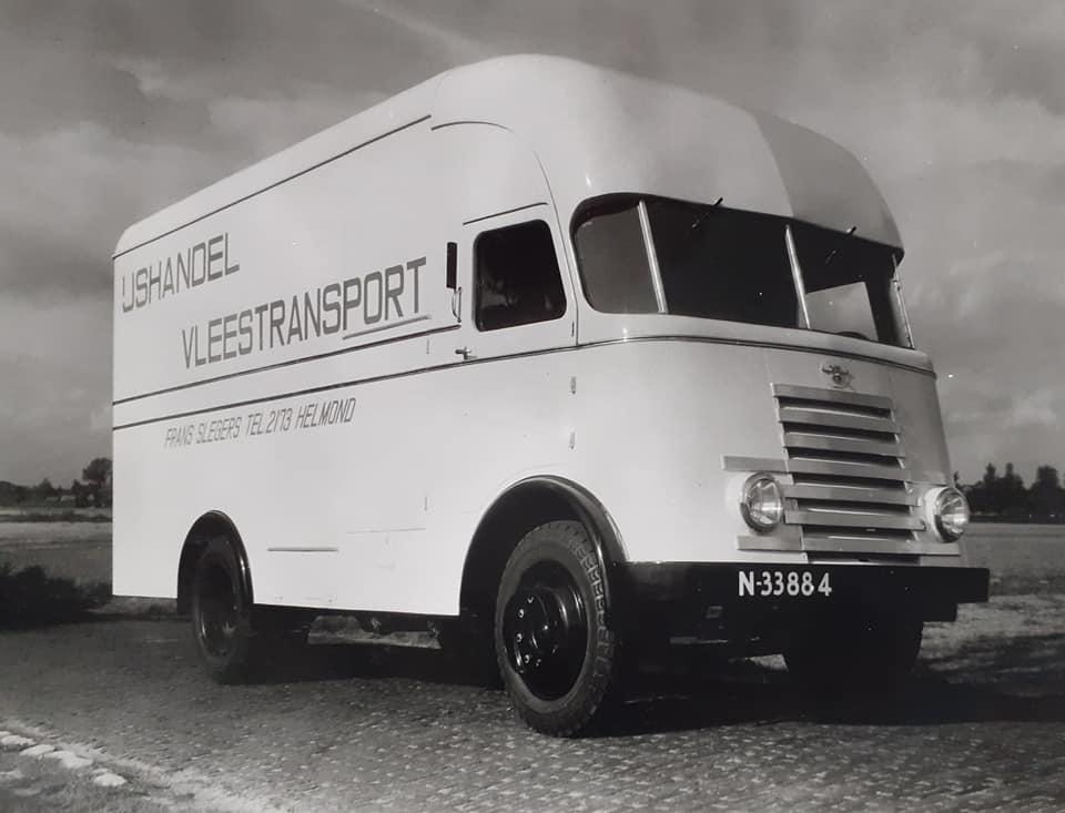 DAF-IJshandel-Vleestransport-Frans-Slegers-Helmond