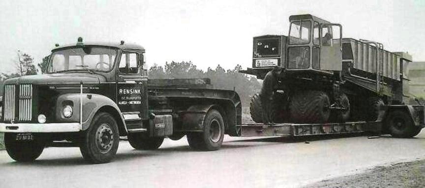 Scania-Vabis--met-een-Teracruzer--Moeraskever--met-een-Daf-motor