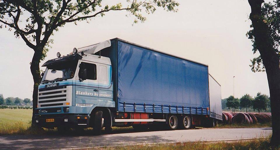 Scania--143M-420